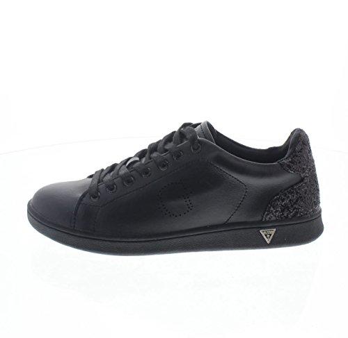Guess - Zapatillas de goma para mujer plateado plateado nero - BLK