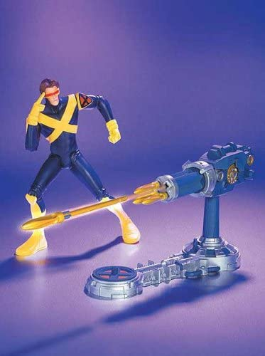 Toy Biz X-Men Evolution Series 5 Cyclops Op-Tech Training Module Action Figure