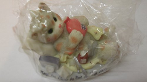 Calico Kittens Things Are Never As Bad As They Seem Figurine