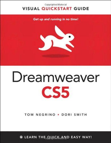 [PDF] Dreamweaver CS5 for Windows and Macintosh: Visual QuickStart Guide Free Download | Publisher : Peachpit Press | Category : Computers & Internet | ISBN 10 : 032170357X | ISBN 13 : 9780321703576