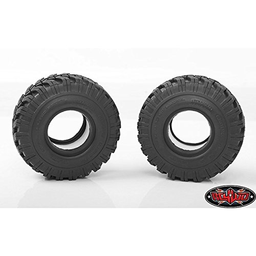 RC 4WD Z-T0155 Interco Ground Hawg II 1.55 Scale Tires 4wd Ground