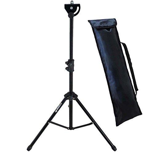 KEEPDRUM DPS Drum Practice Pad Stand Übungspad-Ständer Stativ mit Tasche