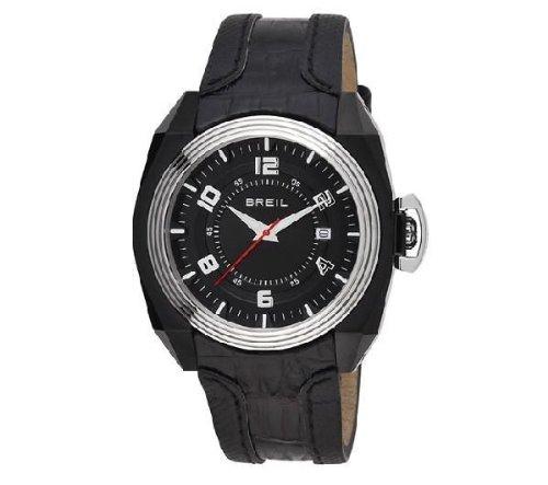 Breil Reloj Analógico para Hombre de Cuarzo con Correa en Caucho BW0321