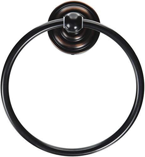 Kwikset 080RDB 11P TWL RNG Pfister 90800-004 Redmond Towel Ring, Venetian Bronze