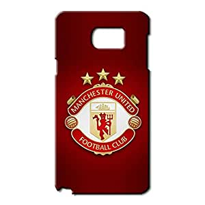 Best Design FC Manchester City Phone Case Cover For Samsung Galaxy Note 5 3D Plastic Phone Case
