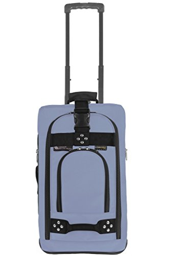 Club Glove Carry On Bag III Travel Luggage (Blue - Club Glove Duffel