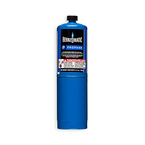 Standard Propane Fuel Cylinder - Pack of 3 by Bernzomatic