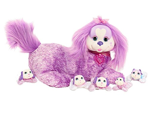 Puppy Surprise Puppy Surprise Plush Chloe Plush, Purple, 8.603