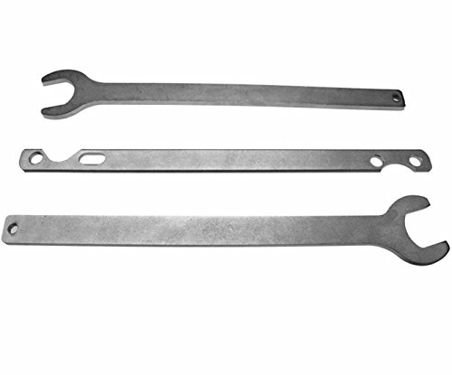 DiER 3pcs Water Pump Holder Removal Tool Kit 32 & 36mm Spanner Set