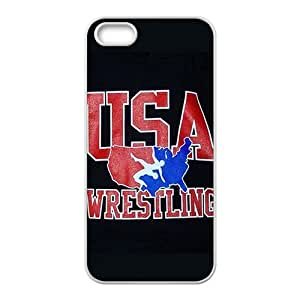 usa wrestling logo Phone Case for iPhone 5S Case