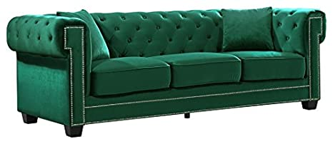 Meridian Furniture Bowery Collection Sofas, 90