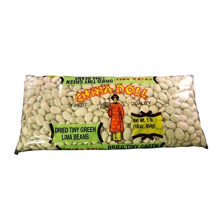 Pack of 3 Tiny Green Lima Beans