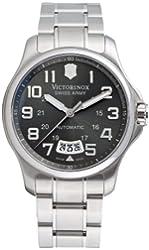Victorinox Swiss Army Men's 241373 Officers Mecha Watch