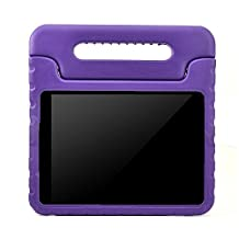 Samsung Galaxy Tab E 9.6 Kids Case-ANMANI Light Weight Kids Friendly Shock Proof Convertible with Handle Stand Case for Samsung Galaxy Tab E / Tab E Nook 9.6-Inch 2015 T560 Tablet Purple