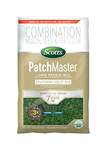 Scotts 17003 Patch master Lawn Repair Southern Gold Mix - 290 Sq. Ft, 10 - Repair Mix Lawn