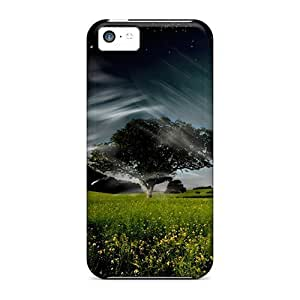CTX4474MzVp 6Plus Awesome Case Cover Compatible With Iphone 5c - Tree Kimberly Kurzendoerfer