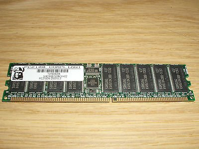 Viking 2GB Ram PC2100 Ddr 266MHz Ecc Registered 184-Pin Dimm VI4CR567224EYH02 - Dimm 184 Pin Ddr Registered