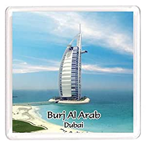Ajooba Dubai Souvenir Magnet Burj Al Arab 0064