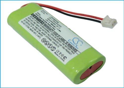 Cameron Sino 300mAh / 1.4whバッテリーと互換性Dogtra 1100NC受信機、1100NCC受信機、1200NCPレシーバー受信機、1200NC , 1202NC receiver and others