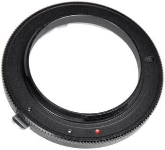 E-30 /& Panasonic Lumix DMC-L 10 Leica R Lens to Olympus 4//3 Mount Mirrorless Camera such as E-1 Fotodiox Lens Mount Adapter