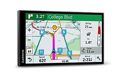 """Garmin 010-N1681-02 Drive Smart 61 NA LMT-S - Refurbished, 6"""""""