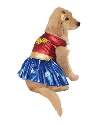 Faerynicethings Large Wonder Woman Dog