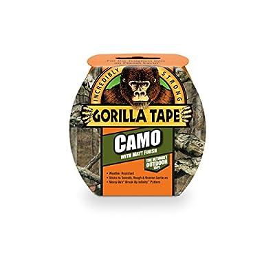 Gorilla Camo Duct Tape