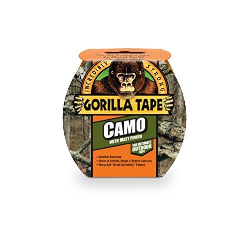 Gorilla Glue 6010902 9-Yard Camo Tape