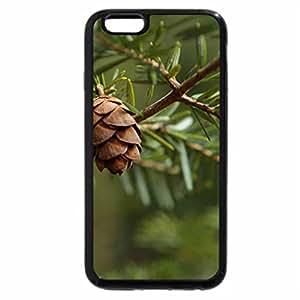 iPhone 6S / iPhone 6 Case (Black) Cone