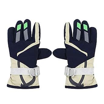 Amazon.com: Kids Waterproof Winter Ski Gloves, Thinsulate