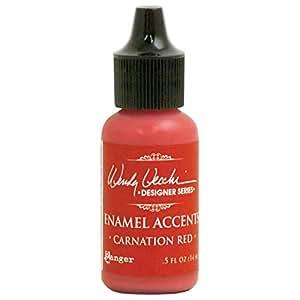 Ranger Enamel Accent - Carnation Red
