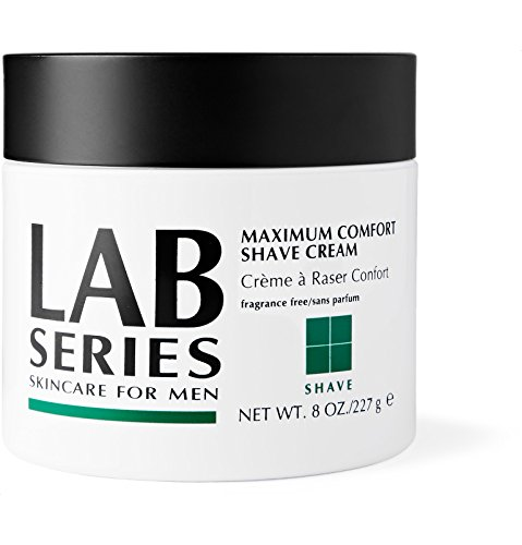 Lab Series Maximum Comfort Shave Cream for Men, 8 Ounce by Lab Series