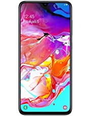 Samsung Galaxy A70 Dual-SIM 128GB 6.7-Inch FHD+ Android 9 Pie UK Version Smartphone - Black
