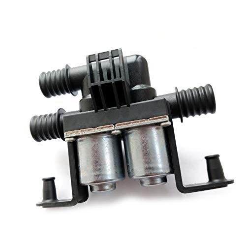 Heater Control Valve For BMW 525i 528i 530i 535i 545i 550i 645Ci 650i 745i M5 M6 2000-2006 X5 ()