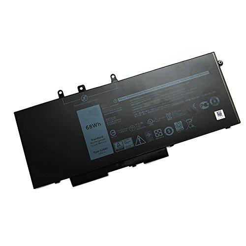 Price comparison product image Dentsing GJKNX battery For Dell Precision 15 3520 Dell Latitude E5480 Latitude E5580 Latitude E5490 Latitude E5590 DELL Precision 15 3520 7.6V 68WH TYPE : GJKNX,  GD1JP