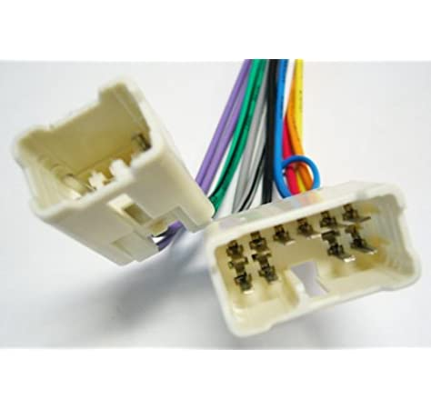 [SCHEMATICS_4US]  Amazon.com: Wire Harness for Installing a New Radio into a Lexus, LS400,  1990, 1991, 1992: Car Electronics | 1990 Lexus Ls400 Wiring |  | Amazon.com