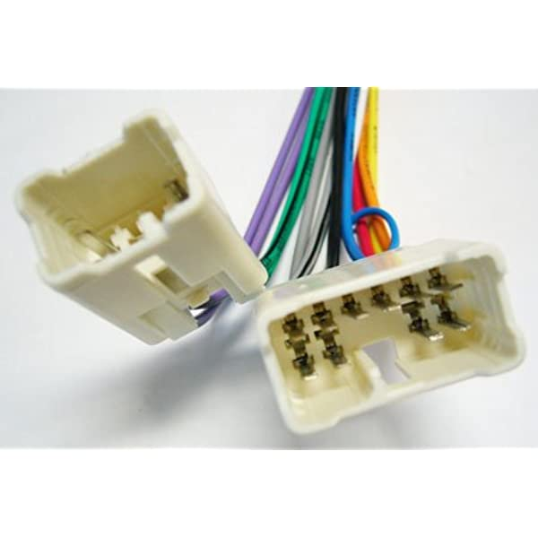 Amazon.com: Wire Harness for Installing a New Radio into a Toyota, Camry,  1992, 1993, 1994, 1995, 1996, 1997: Car Electronics | 1997 Toyota Camry Stereo Wiring |  | Amazon.com