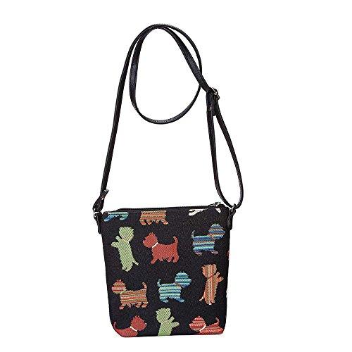 Cabas puppy Sling shopping de femme Signare z1awSnWqAn