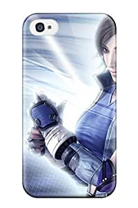 For DPatrick Iphone Protective Case, High Quality For Iphone 4/4s Asuka Kazama Tekken 6 Skin Case Cover