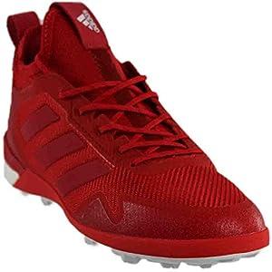 Adidas Ace Tango 17.1 Mens Turf Soccer Shoe 7 Red-Scarlet-White
