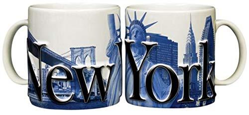 Americaware SMNYC01 New York 18 oz Duo Tone