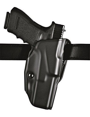 Safariland 6377 ALS Belt Slide Holster, Glock 17, 22, STX Black Hi-Gloss, Right Hand,