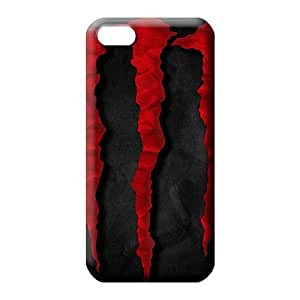 MMZ DIY PHONE CASEiphone 5c High Bumper Hot Fashion Design Cases Covers phone cover shell red monster energie