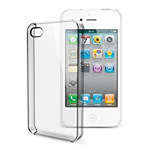 iphone 4s cases amazon iluv gossamer clear hardshell for apple 3943