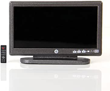 Amazon.es: NON 1/12 Televisor De Pantalla Ancha En Miniatura Televisor De Pantalla Plana LCD con Control Remoto Casa De Muñecas Salón Dormitorio Muebles Decoración: Juguetes y juegos