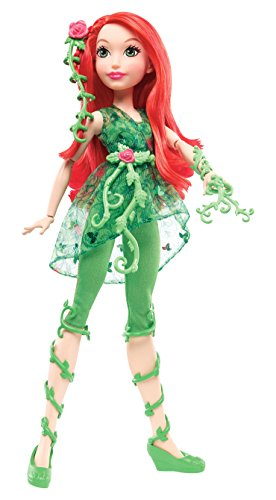 List Of Female Superheroes - DC Super Hero Girls Poison Ivy