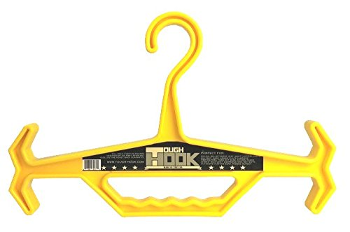 Tough Hook TH-Yellow Heavy Duty Hanger, Color, Yellow ()