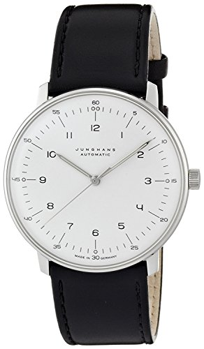 JUNGHANS wristwatch self-winding Max Bill Automatic 027 3500 00 Men's [regular imported goods]