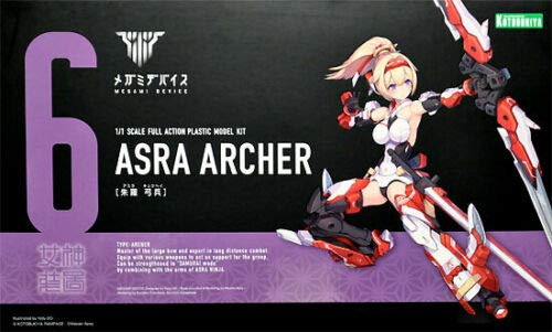 Kotobukiya Megami Device Asra Archer Collectible Model Kit