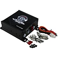 Ecklers Premier Quality Products 75-357364 Vintage Car Audio Compact Amplifier, 180 Watts, With Wireless Bluetooth